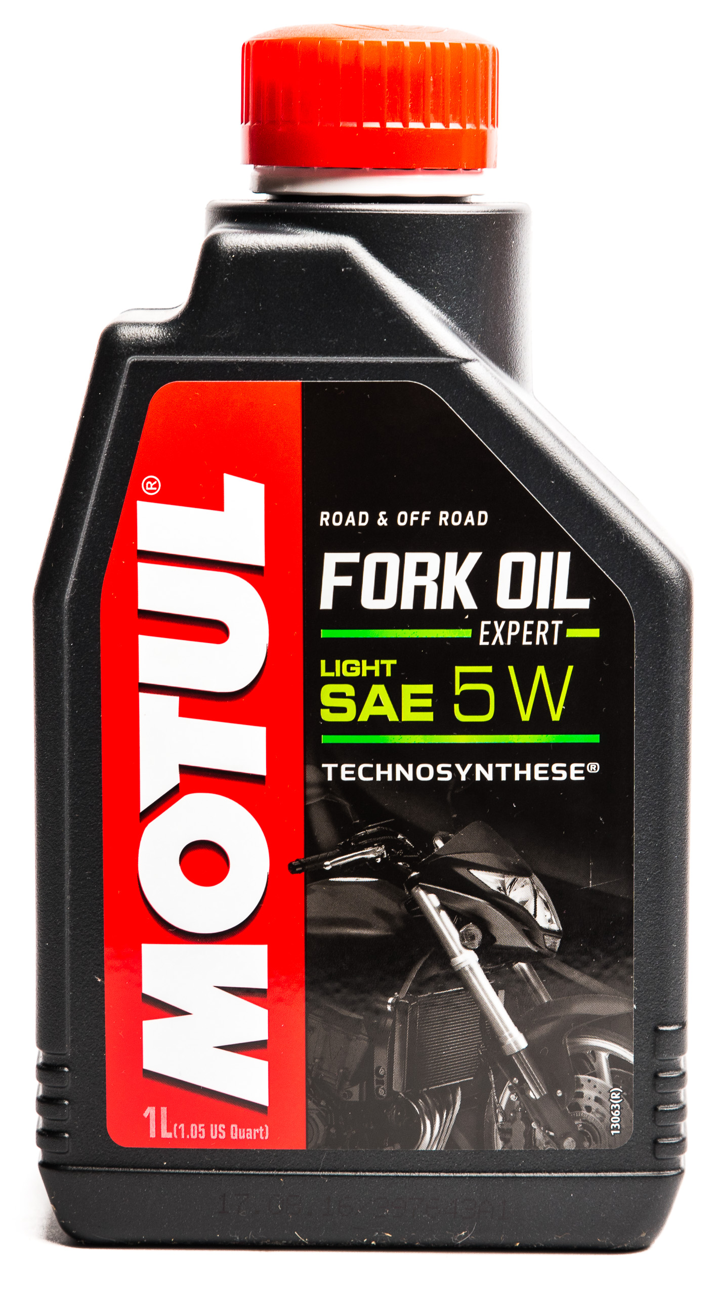 MOTUL Fork Oil 5W - масло для амортизаторов, лаг 1Л