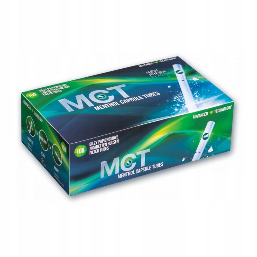 Катушки MCT Click Клик Мятные 100 шт