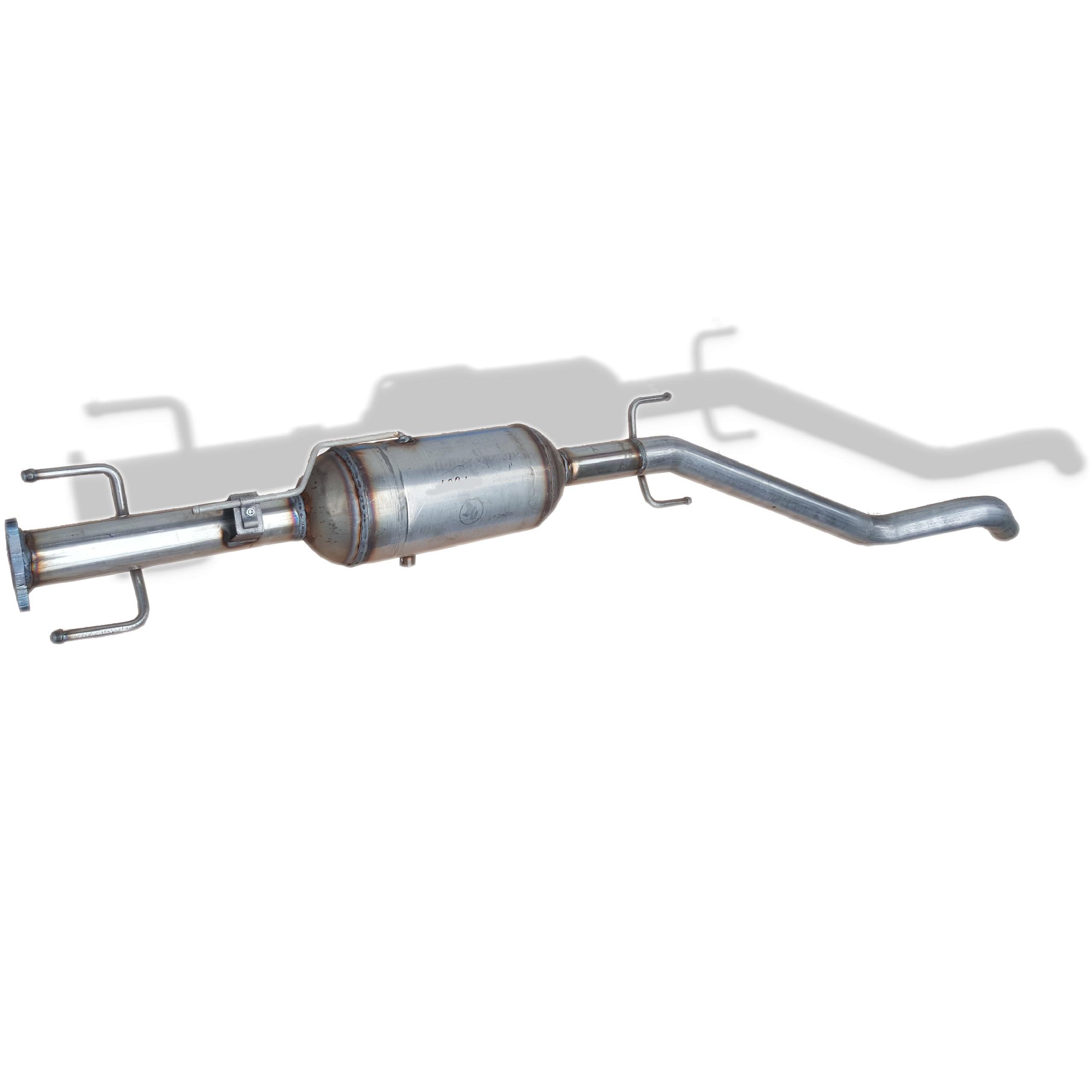 катализатор фильтр dpf fap opel astra h 19 cdti