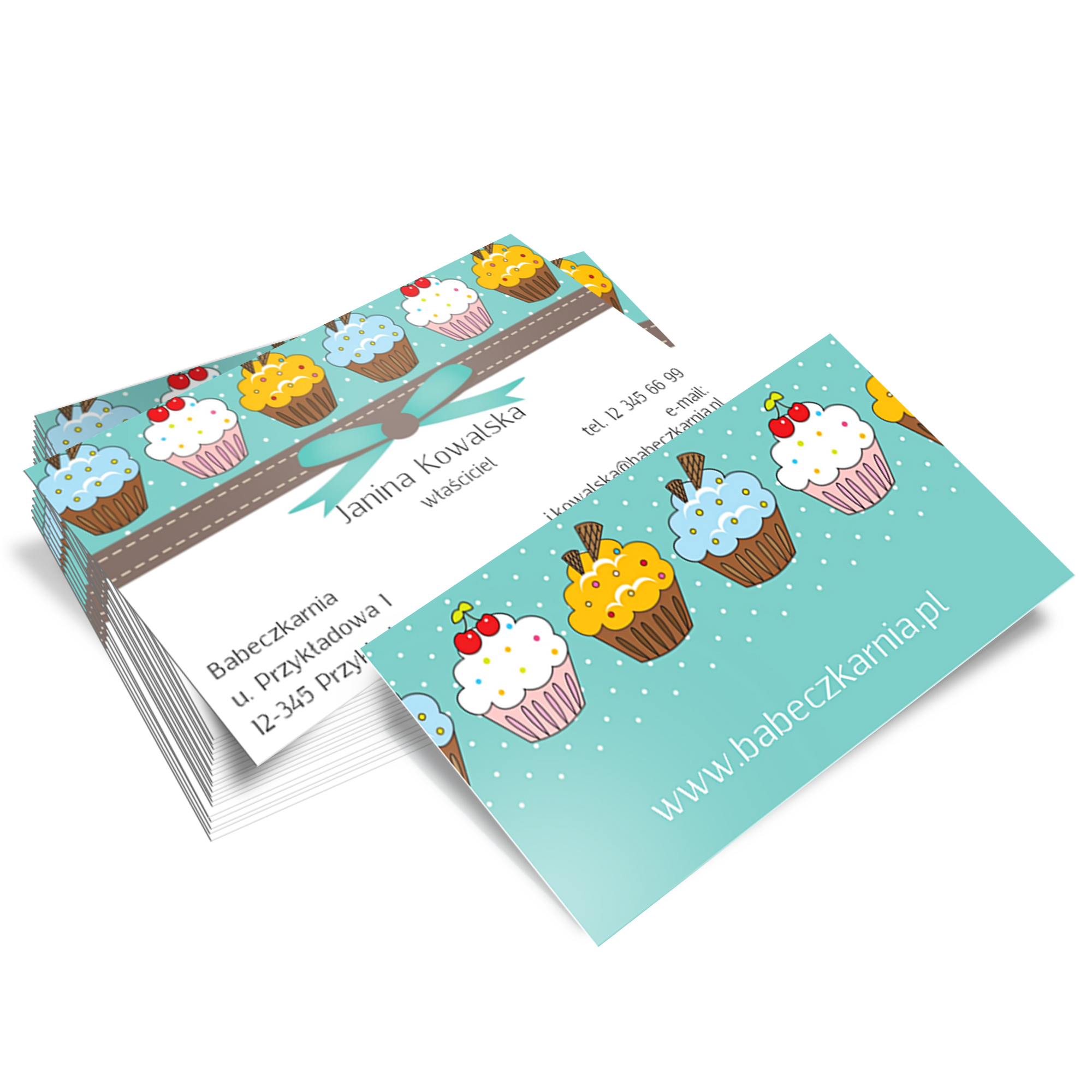 Item Business cards 100 PCs MASTER ON-LINE