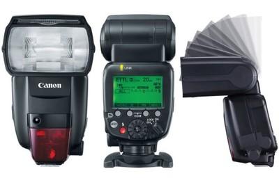 Item Canon Speedlite 600EX-RT MARK II FV 23%