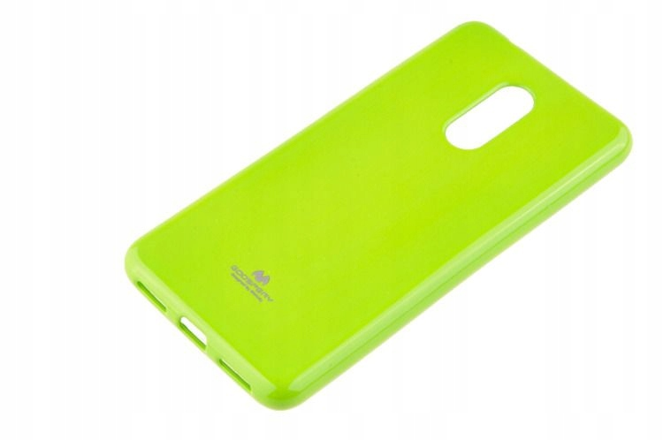 Etui case Mercury Goospery do Xiaomi Redmi 5 limon
