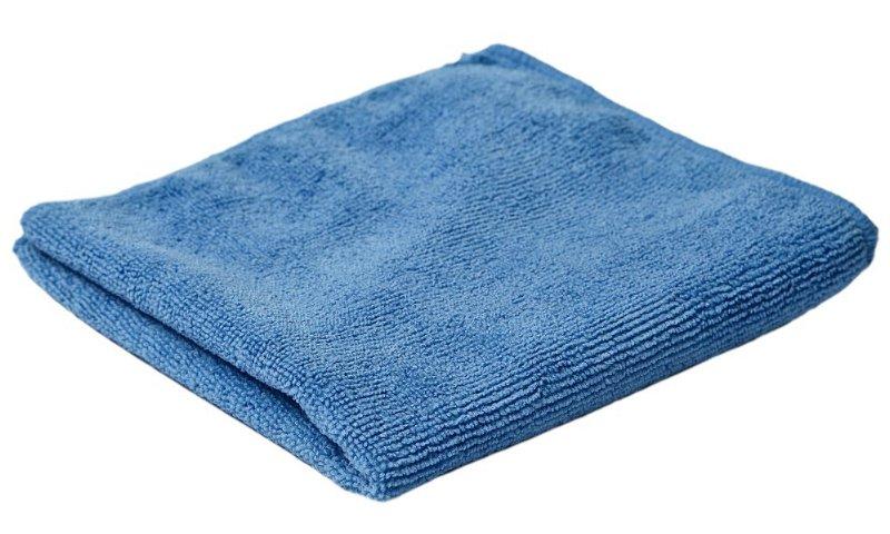 Auto uterák - Blue Microfiber 50x60