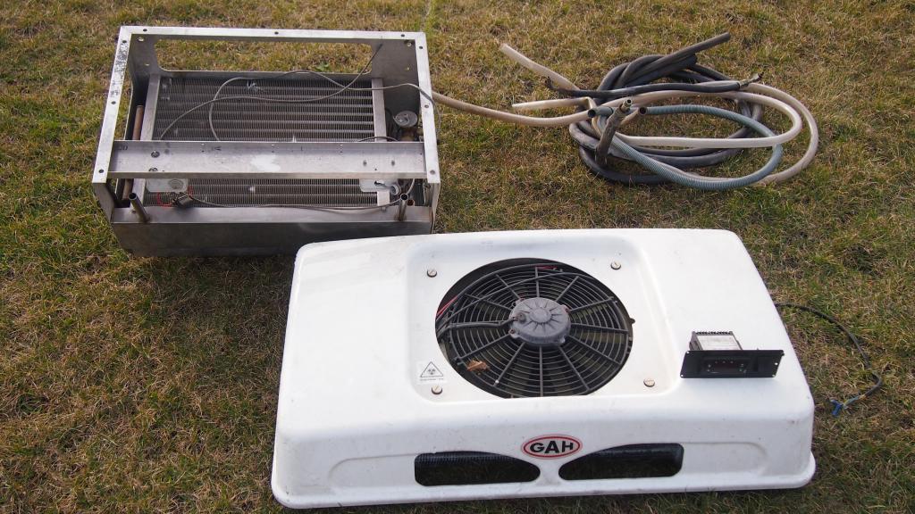 приводимый в действие для радиаторов га 12v рефрижератор комплект