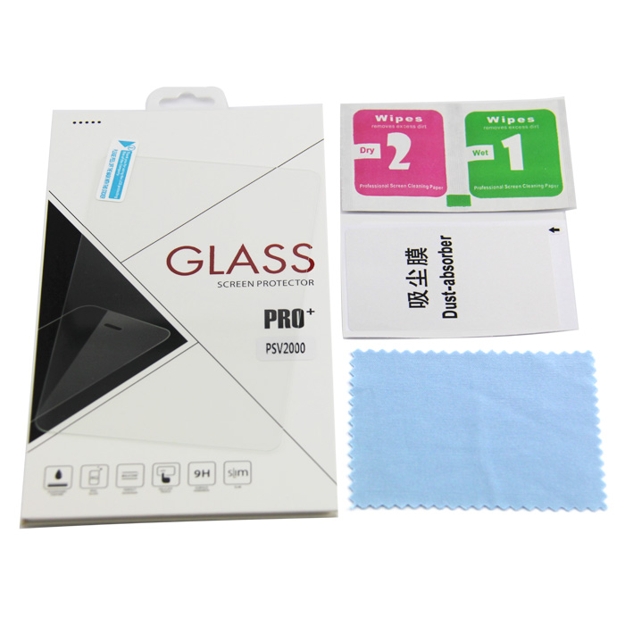 Item Tempered glass tempered glass for PSV Slim 2***