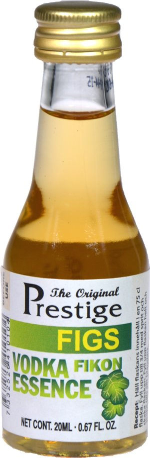 Zaprawka do alkoholu PRESTIGE FIGÓWKA FIGS 20ml