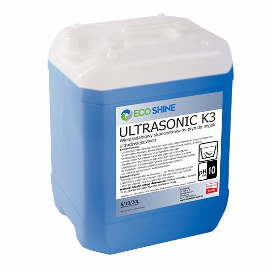 Płyn Koncentrat Myjka Myjki Ultradźwiękowa K3 5L