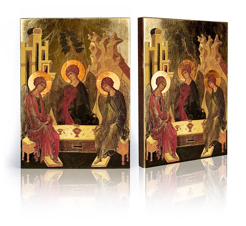 Ikona Svätej Trojice 1 Veľkosť B