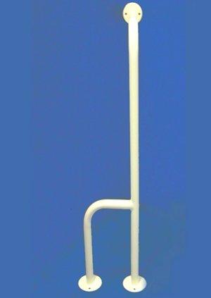 Biela kúpeľňová rukoväť pre ZŤP 250