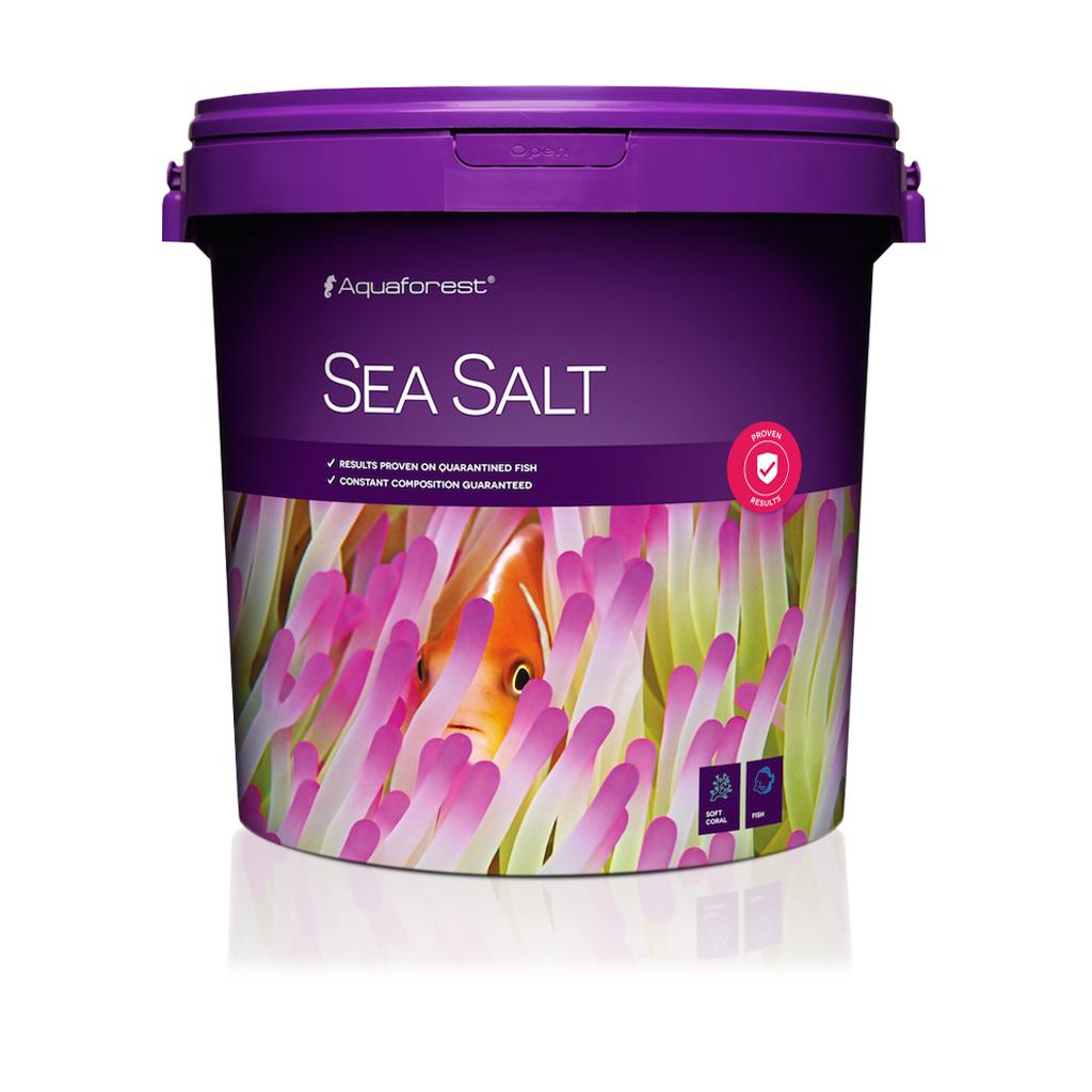Aquaforest Soľ Morská Soľ 22 kg