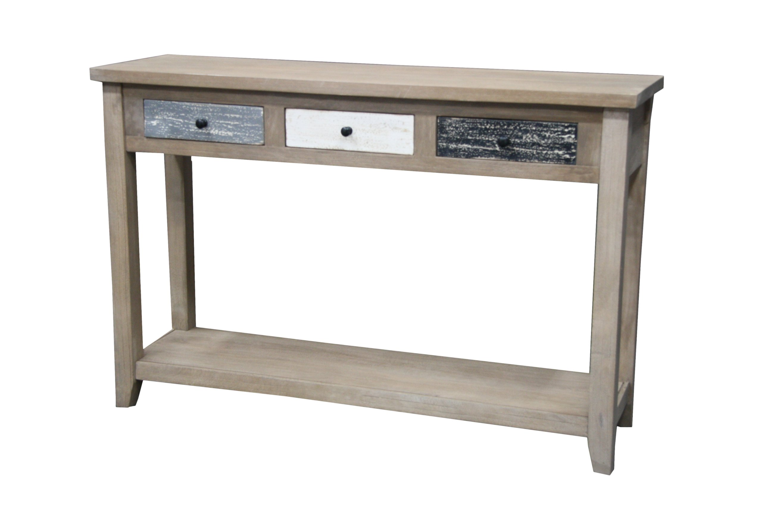 Drevené konzoly Stôl, toaletný stolík, Celé Série VINTAGE