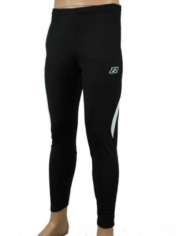 Nohavice pre cvičenie ZINA GANADOR R. 140 cm, čierny