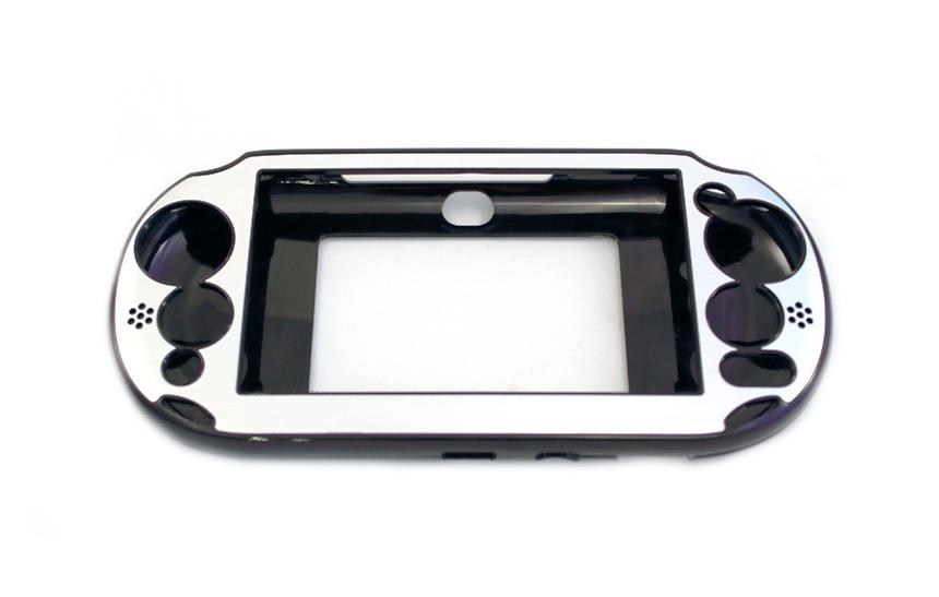 Hliníkový puzdro pre PS Vita Slim PCH-2 *** [Sreb]