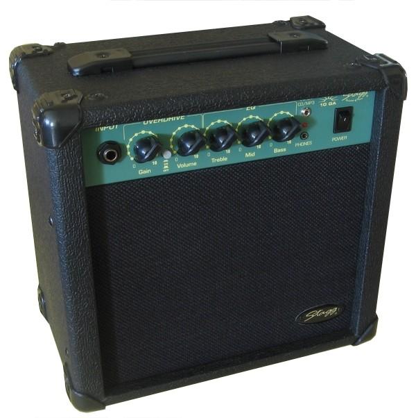 Guitar Elektro - Akustický / Klasický zosilňovač