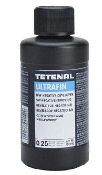 Tetenal Ultrafin Tekutá 0,25 l Developer B & W