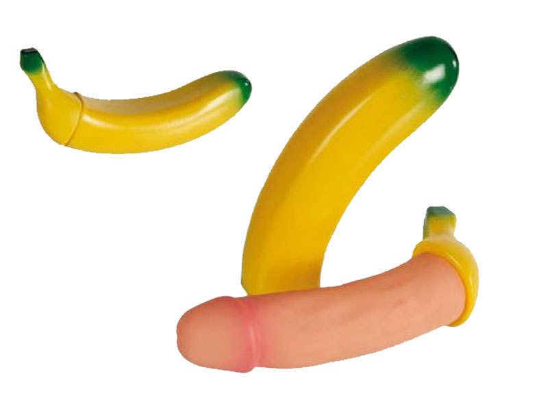 24h banán penis prekvapenie v darčekovom banáne