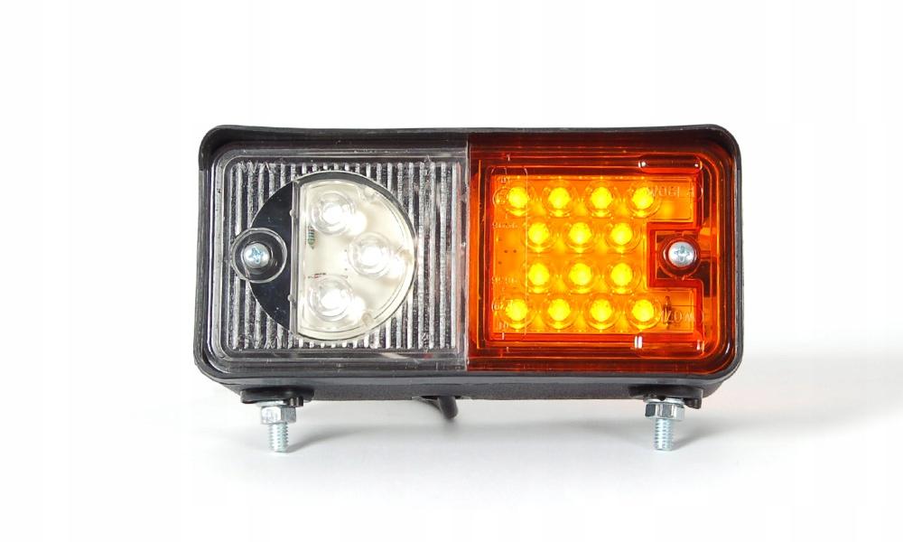 Фара LED Положение + Направление Закона № 491