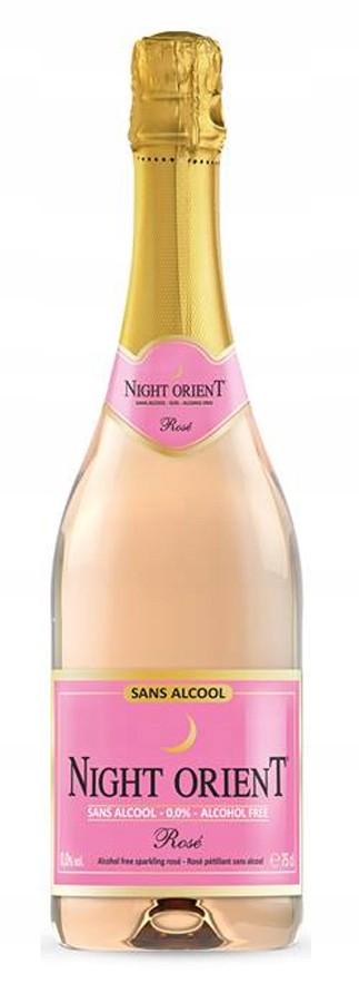 вино Безалкогольные Night Восточный Rose Игристое
