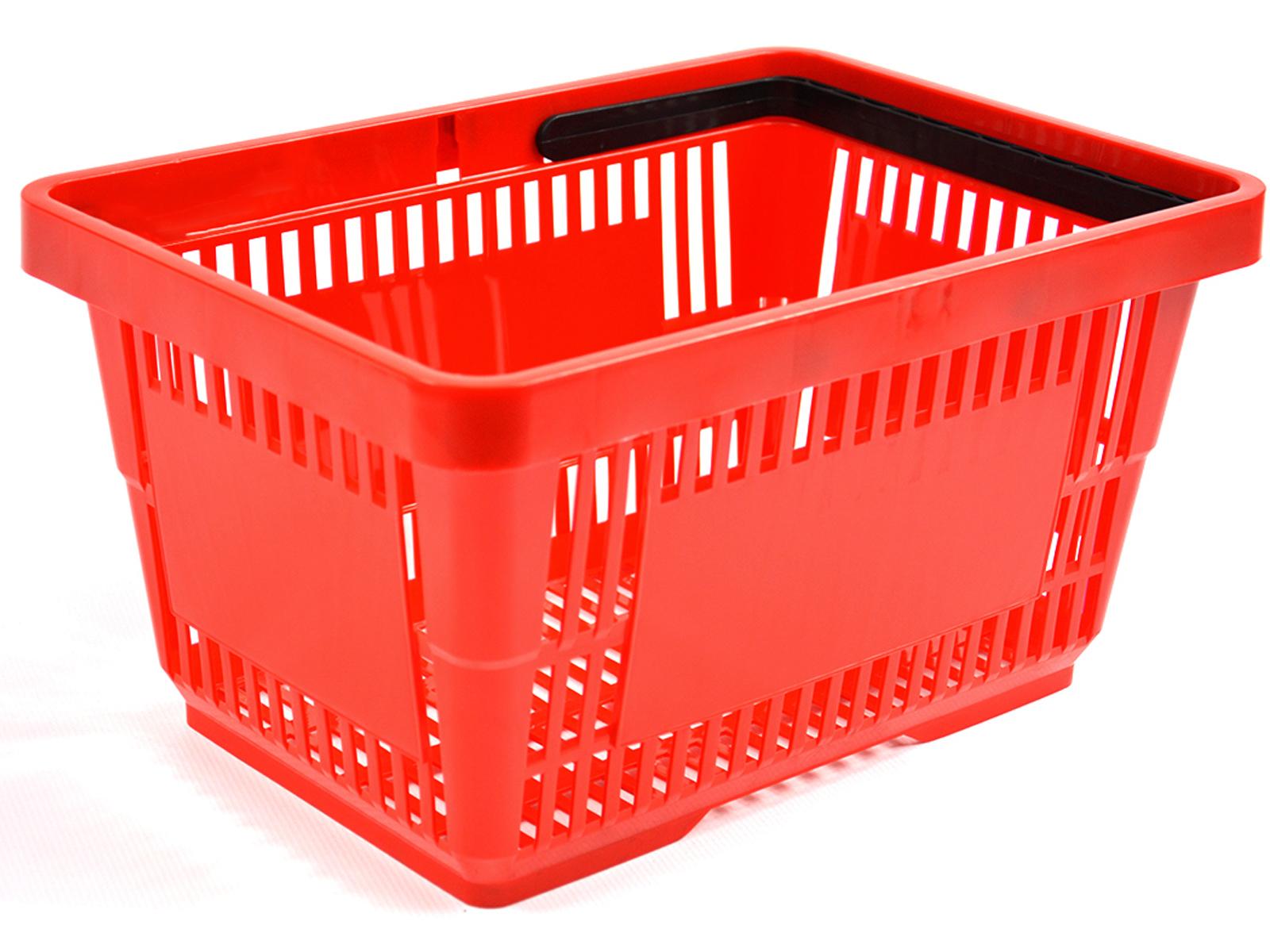 Nákupný nákupný košík Nákupné košíky Koše