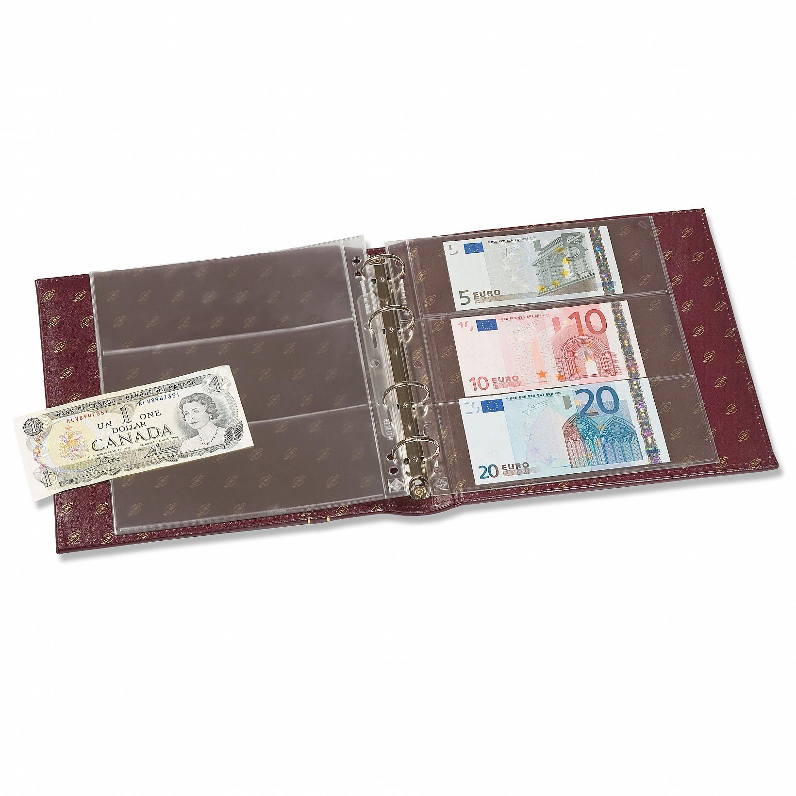 Купить Клазер / Альбом 2в1 для монет и банкнот + футляр на Otpravka - цены и фото - доставка из Польши и стран Европы в Украину.