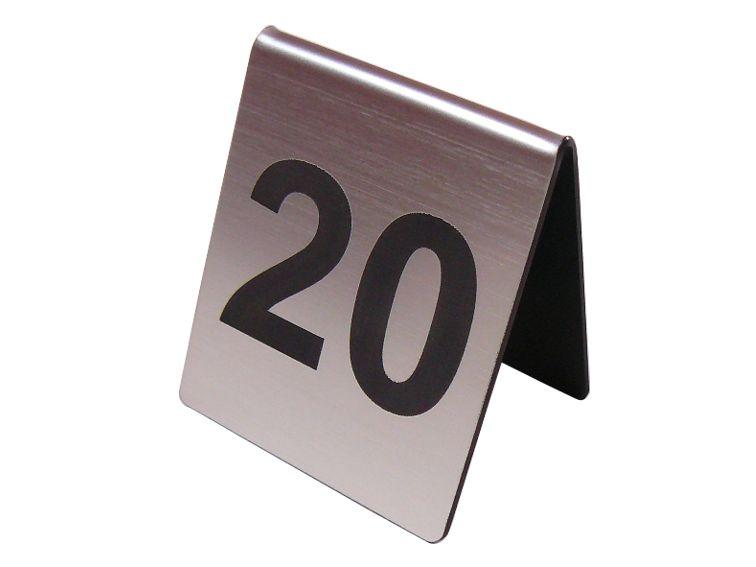 Купить номер цифры на журнальный столик, стойка для ресторана на Otpravka - цены и фото - доставка из Польши и стран Европы в Украину.