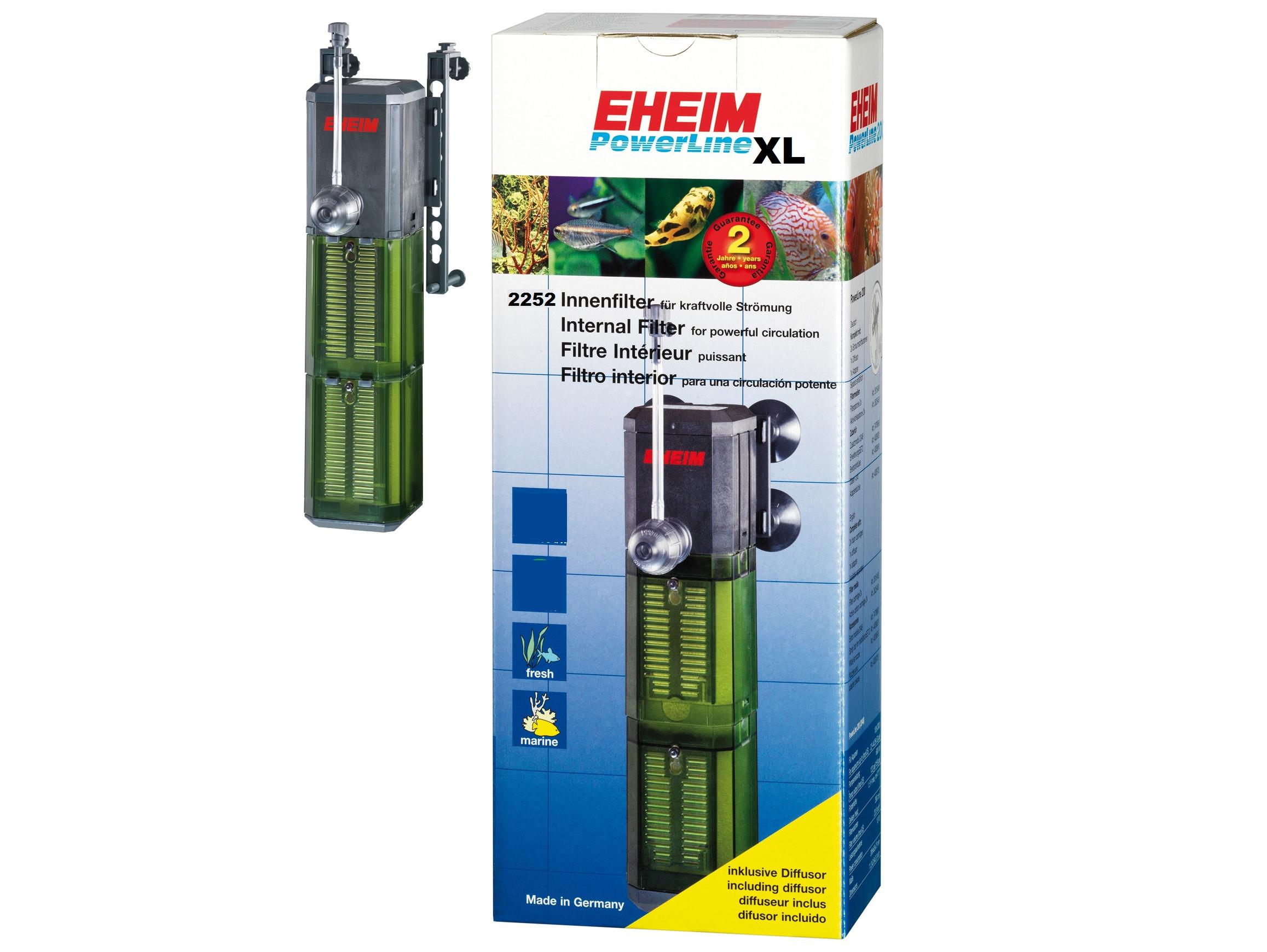 EHEIM PowerLine vnútorný filter XL do600l nejako
