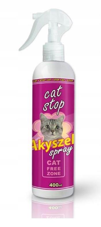 супер  Akyszek Cat СТОП 400 мл РЕПЕЛЛЕНТ$