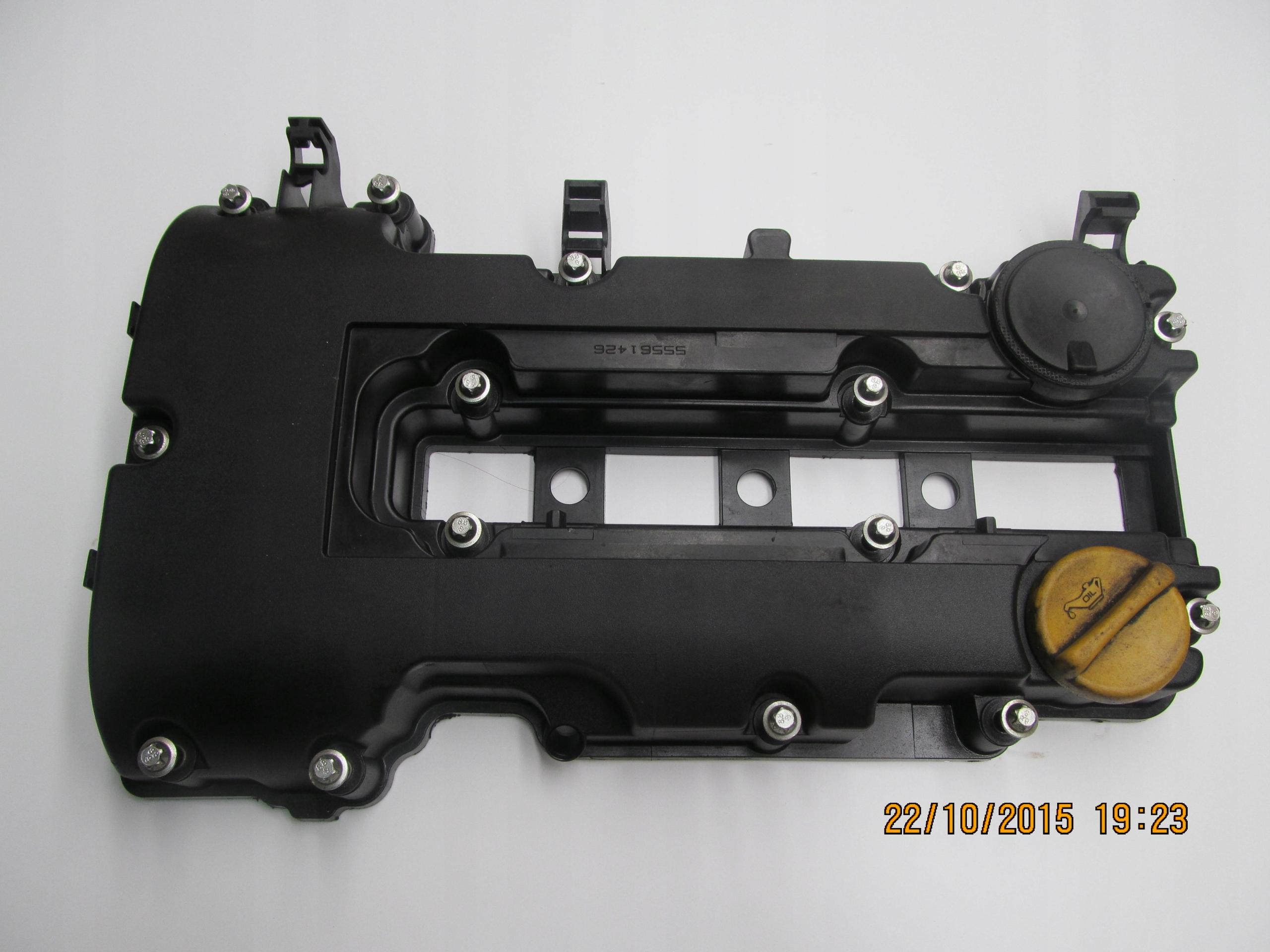 крышка клапанов opel astra 14 turbo регенерированная