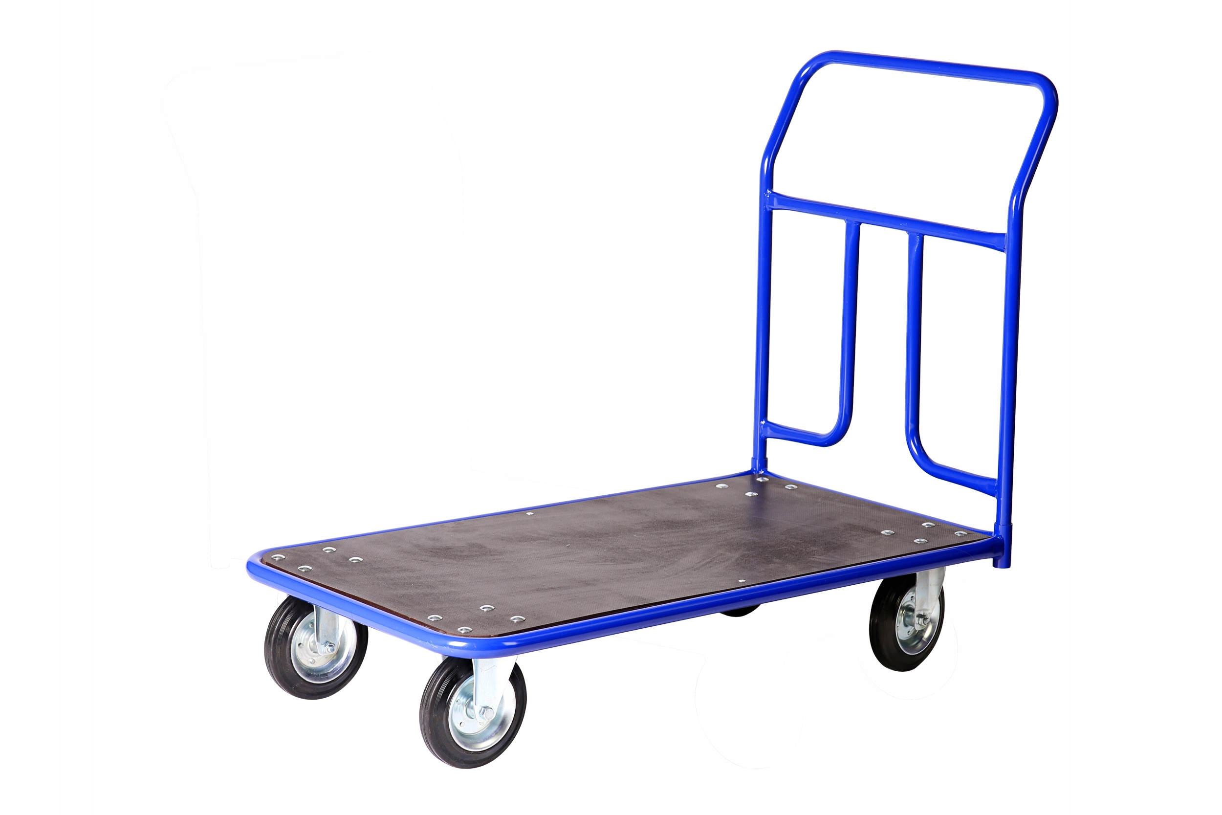 Коляска PLATFORMOWY транспортная складская позиция 400 кг