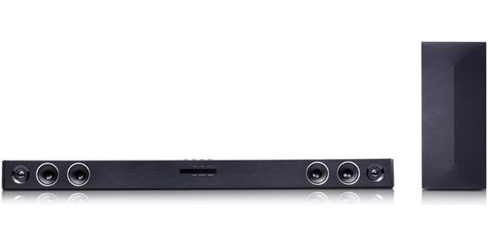 Звуковая панель LG SJ3 2.1, 300 Вт, Bluetooth, USB