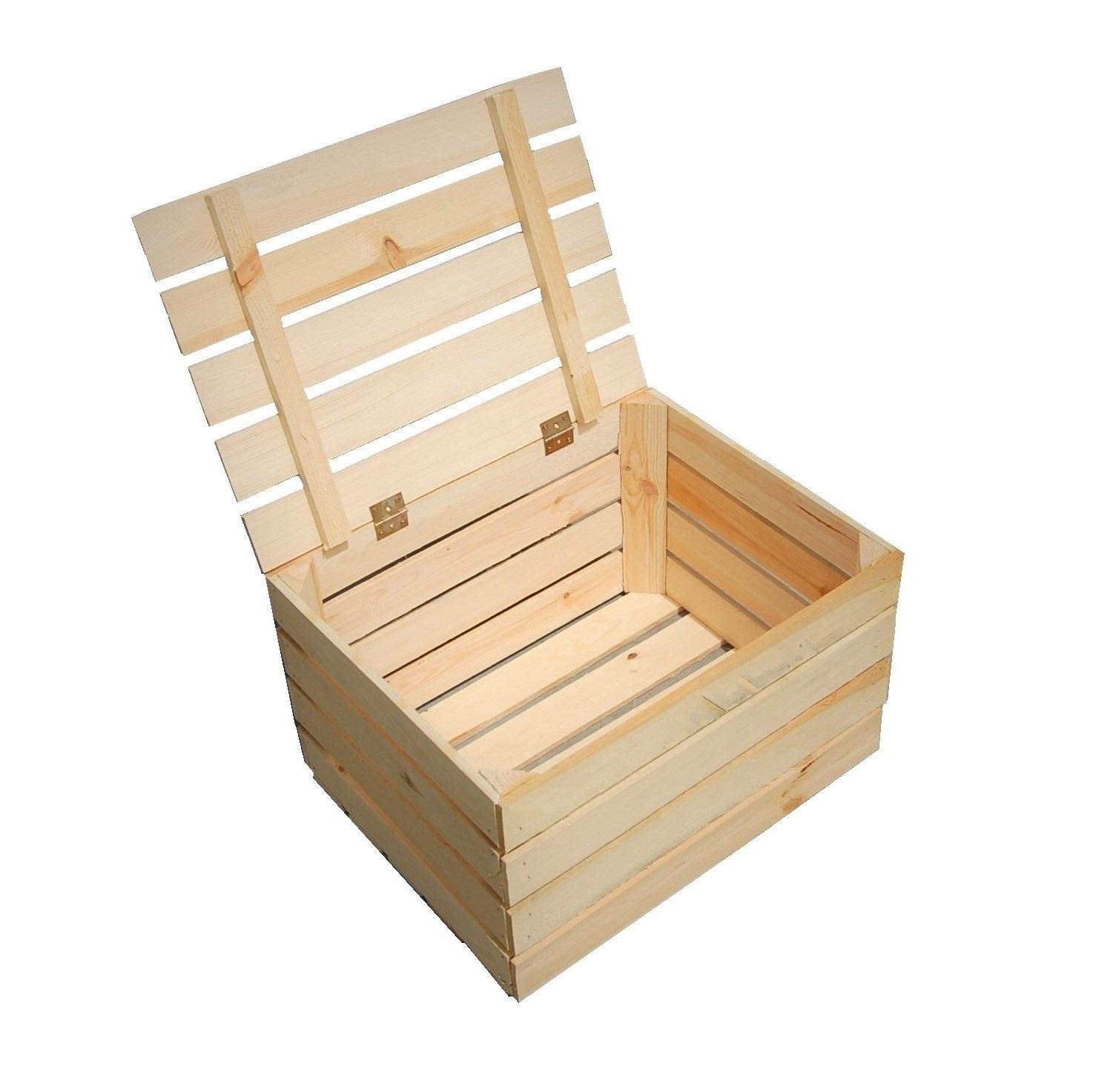 ящики деревянные закрываются с крышкой сундучок