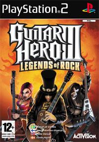 Guitar Hero III: Legends of Rock PS2 NOVÚ PRÍLEŽITOSŤ