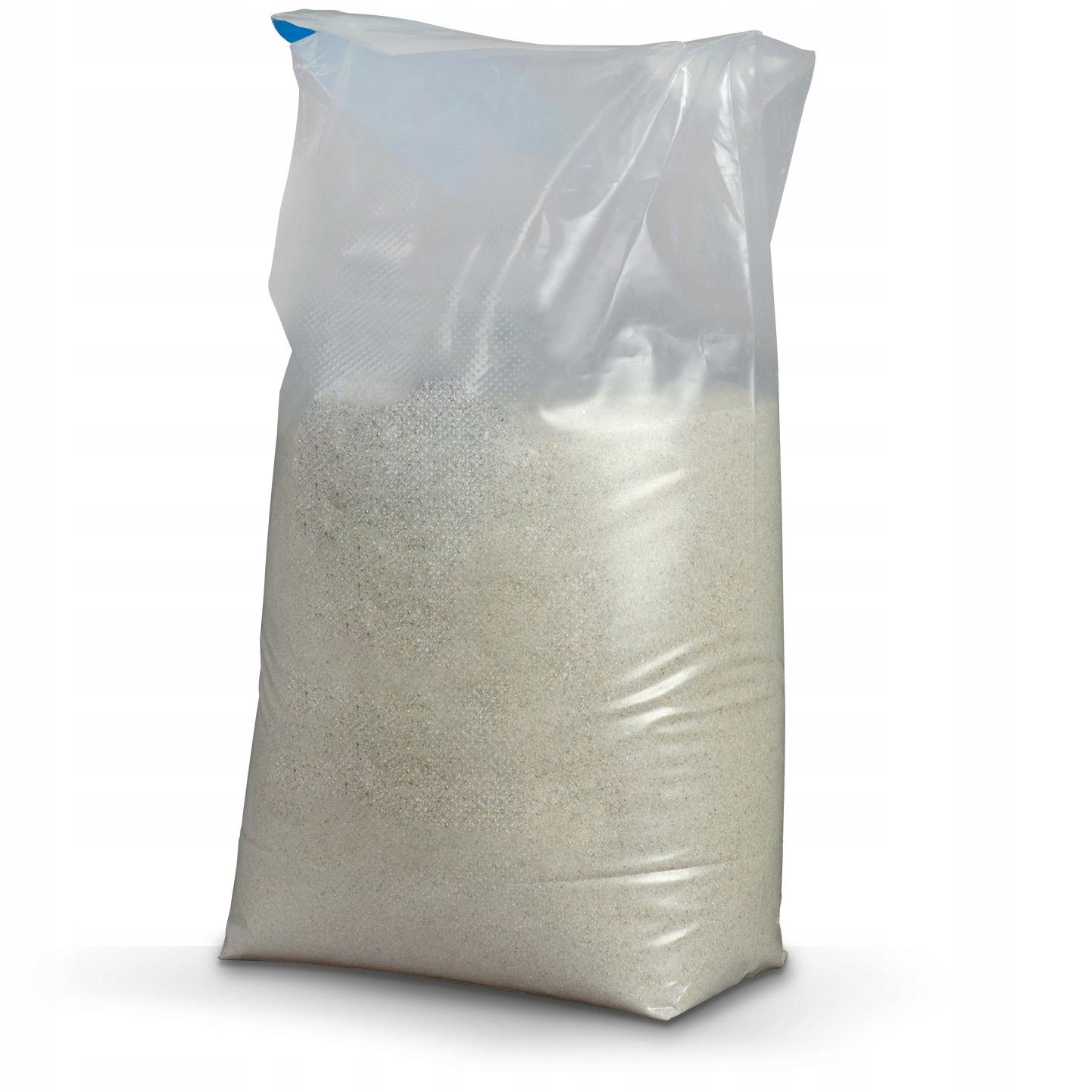 Кварцевый песок 25 кг для насоса песком 0,4-0,8 мм