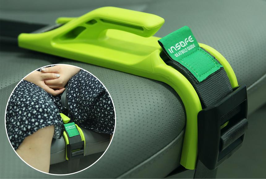 INSAFE Bezpečnostné Pásy Pre Tehotné Ženy