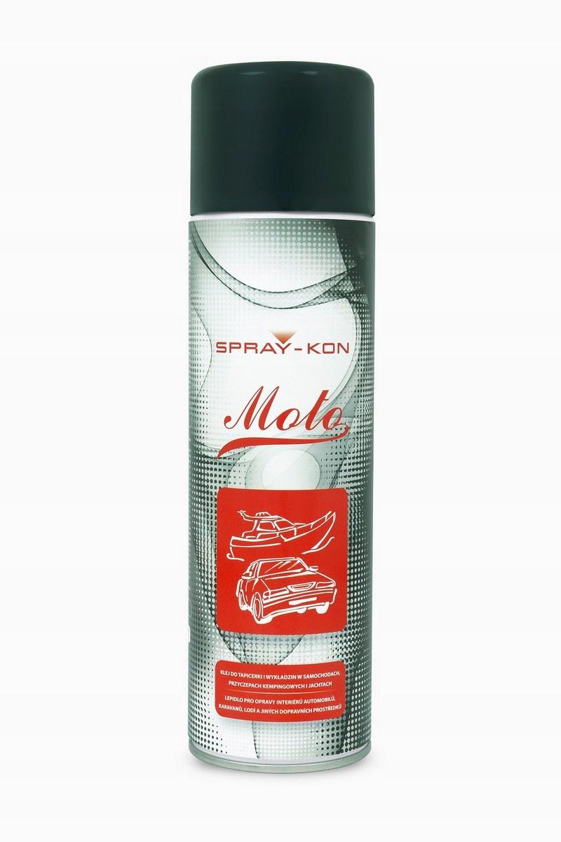 клей spray-kon мото обивка контактный 500ml
