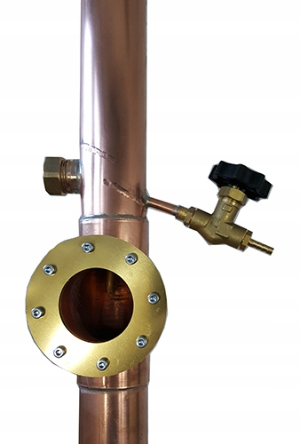 Destylator miedziany LM/VM/OVM Elite + keg bimber
