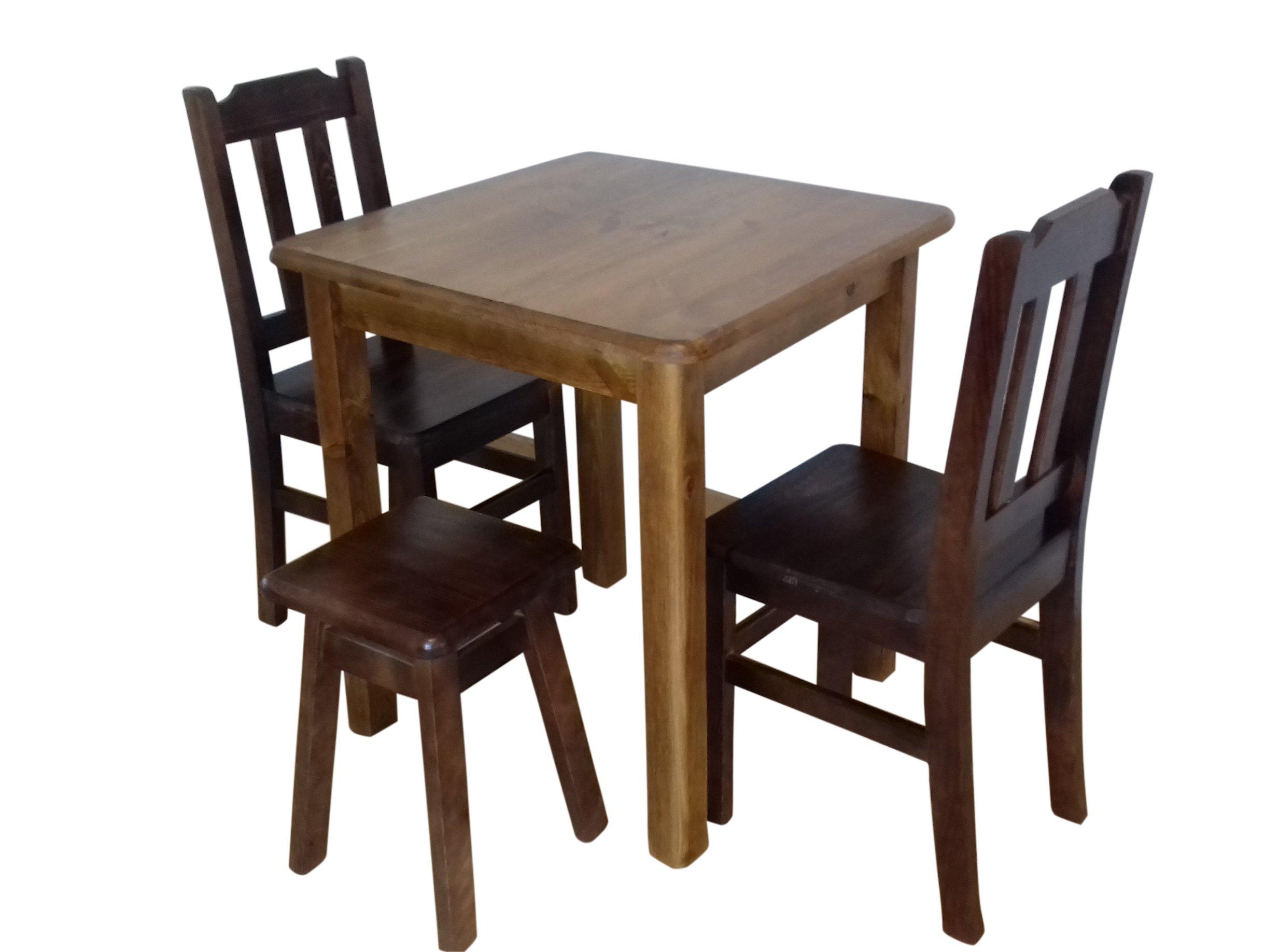 Borovica tabuľka 70x70 VYSOKEJ KVALITY, kuchyňa, jedáleň