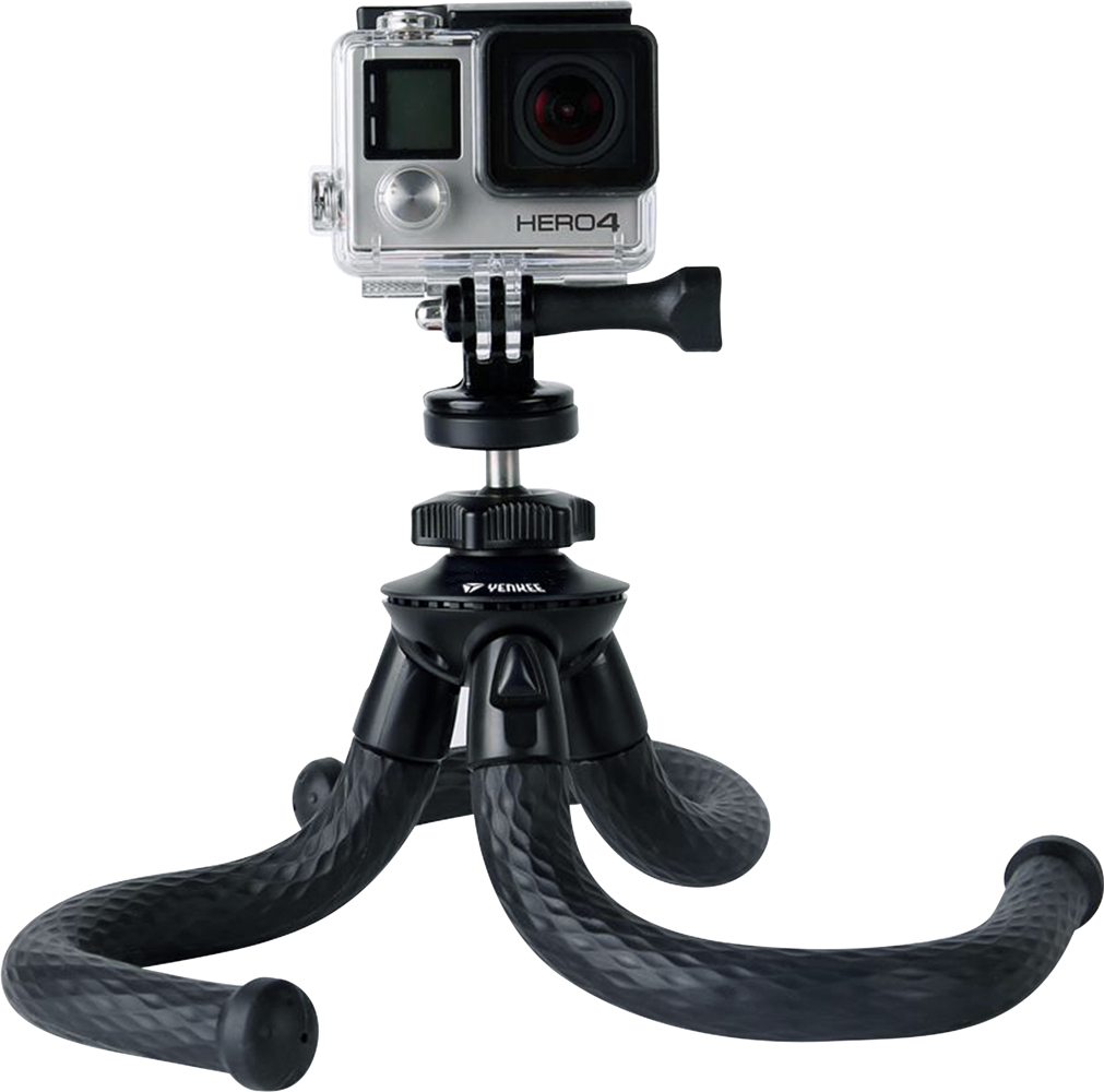 Uchwyt kamery aparatu statyw tripod elastyczny