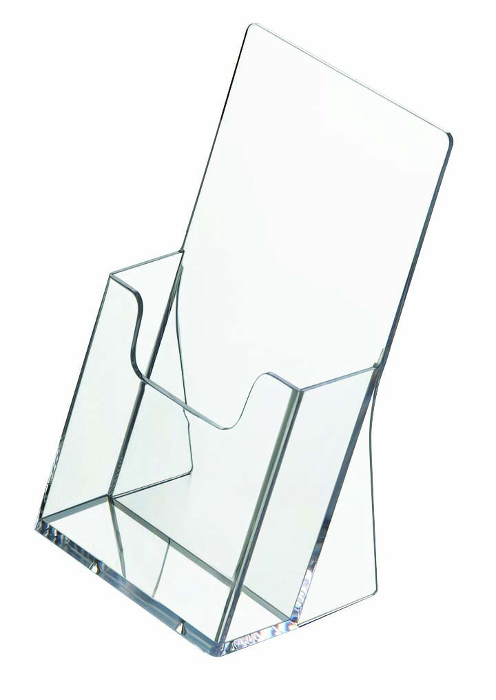 Item Display stand for DL leaflets (1/3 A4)