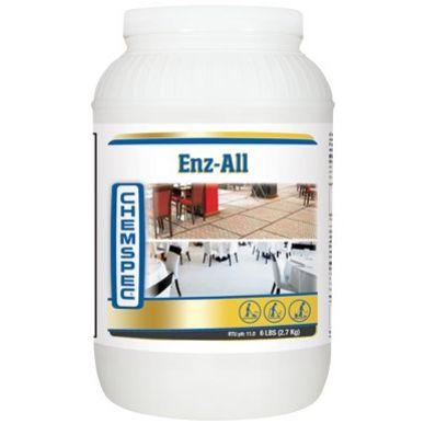 Prespray Chemspec Enz-All 2,7 кг ферментный PR4