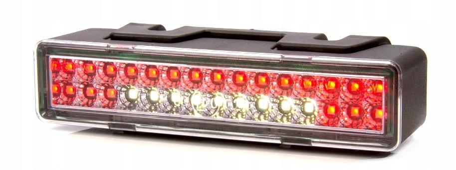 лампа мост przeciwmgielna+cofania 30 led 1224v