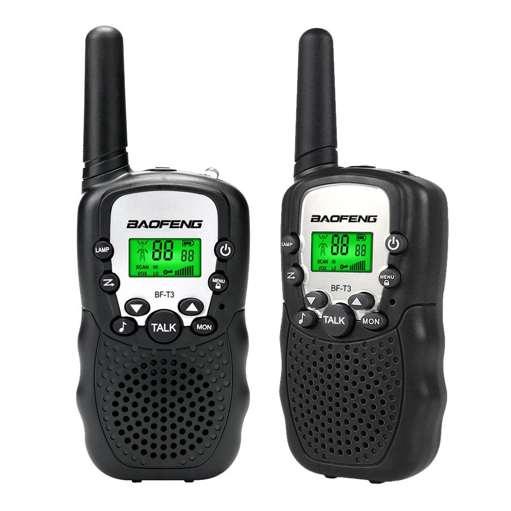 2 vysielačky PMR Łoki Toki TORCH komunikátor