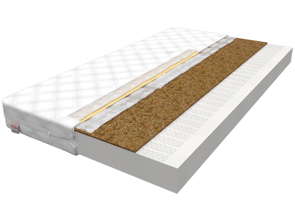 Doplatok za matrac COCO 180X80 FOAM-COCONUT