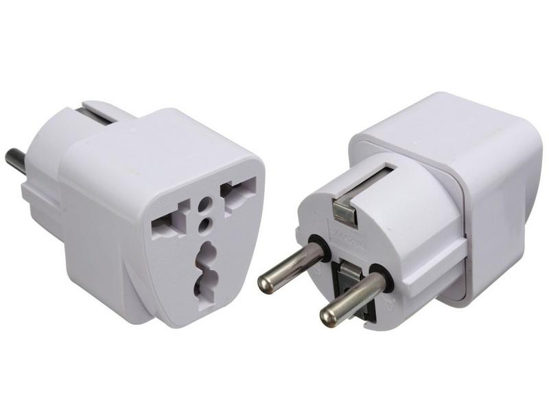 Item Adapter England UK Plug Sockets PL Adapter