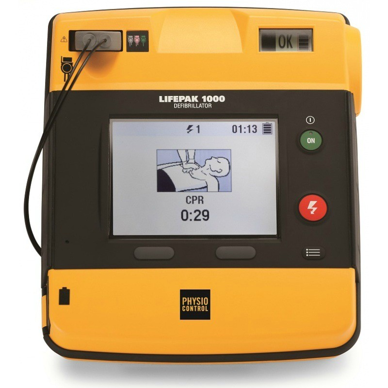 Defibrilátor AED LifePak 1000