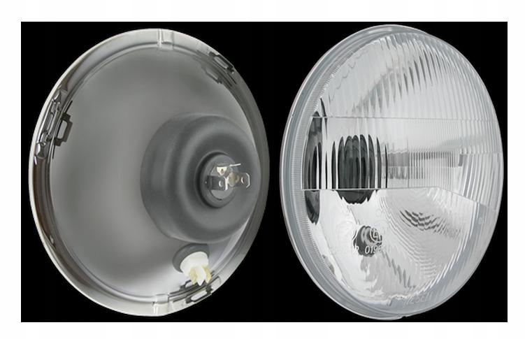 Trabant IFA Robur Kamaz Wkład reflektora zwykły R2