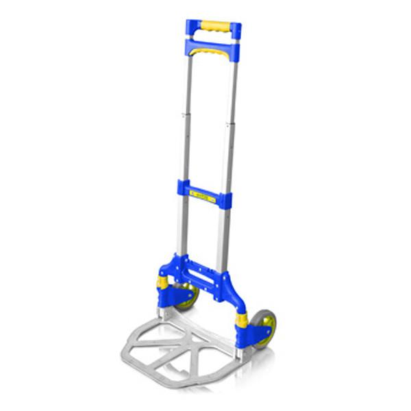 Ručne vyrobený hliníkový kočík 70 kg erba 03175