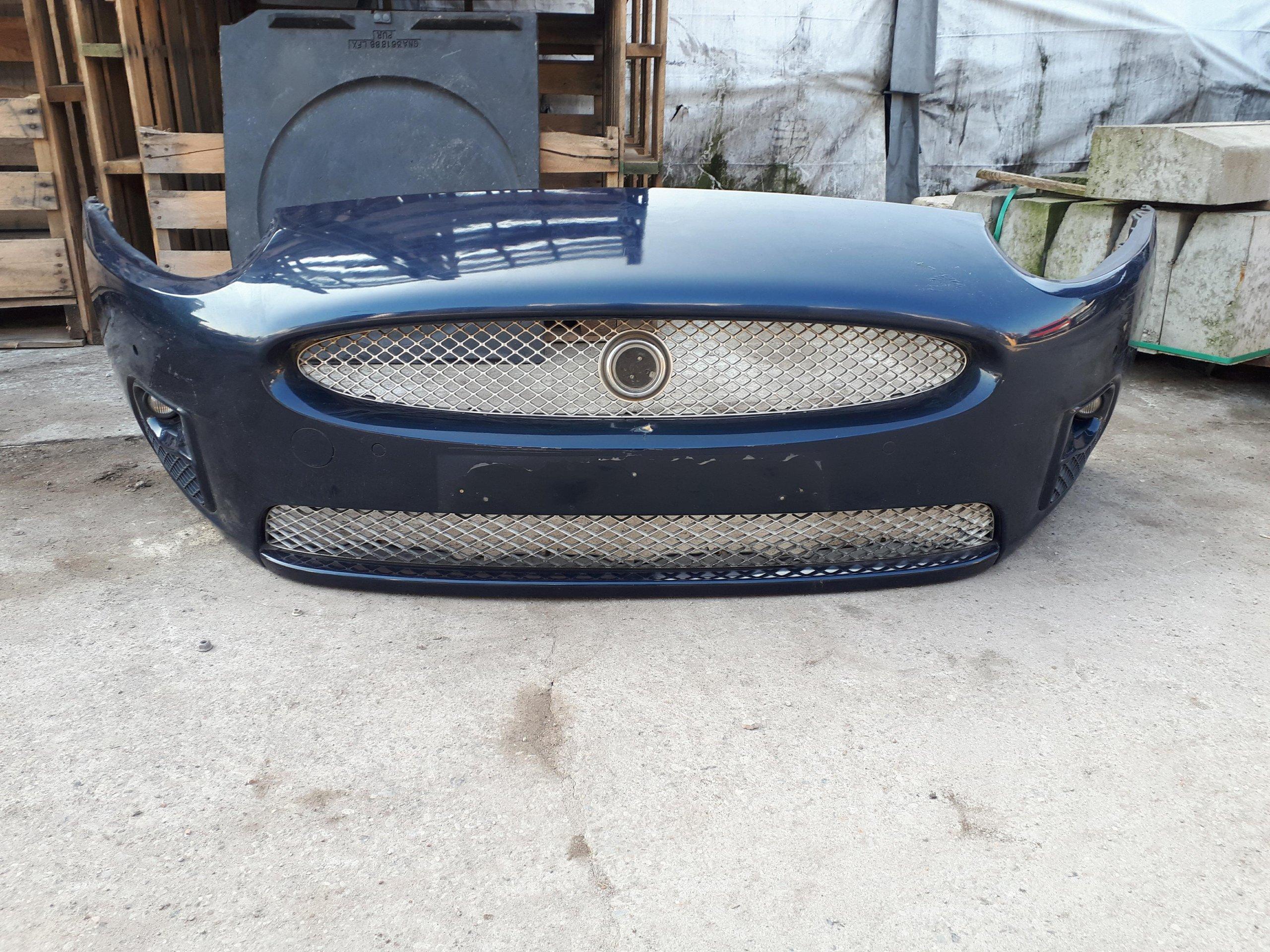 бампер передний комп x150 xkr хк jaguar части jg
