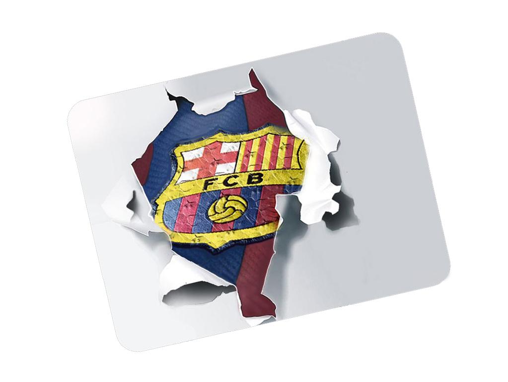Podložka pod myšou FC BARCELONA BARCA + NAME