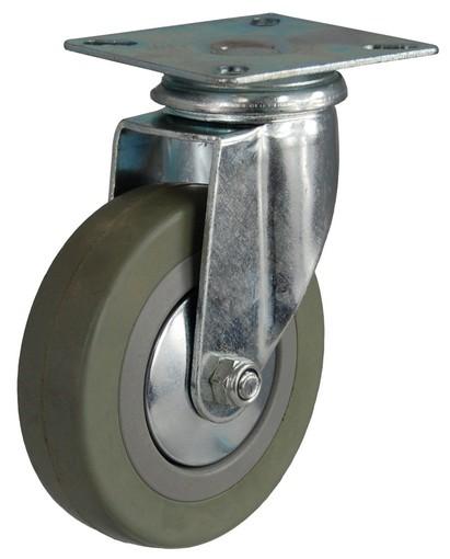 Kruhový vidličkový valec 50mm rotačné vozíky